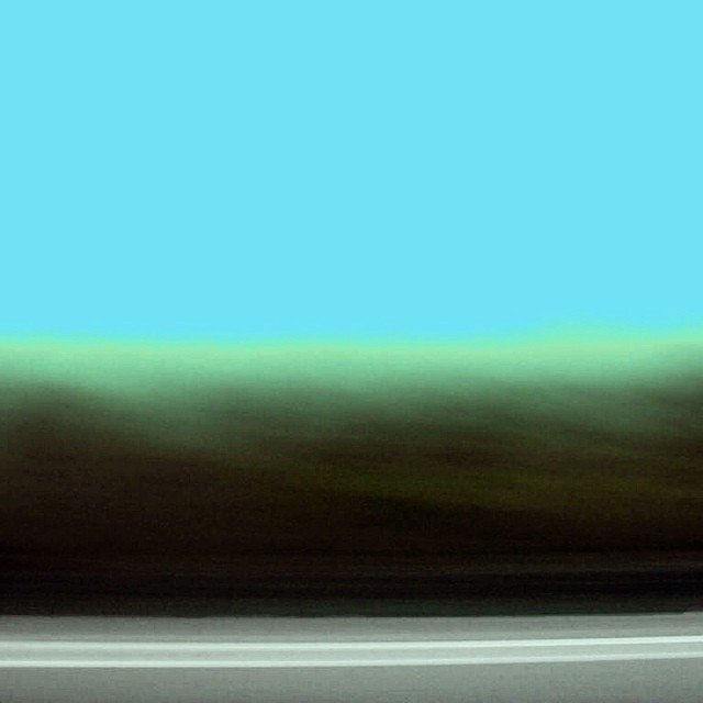 On the Road / on the Road Series // part of the Originals. Artwork Limited Edition Collections // JF Naccarato, 2010, Northern Ontario, Canada