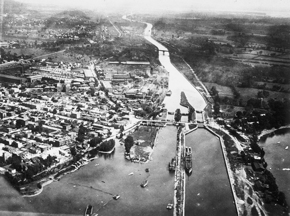 Lachine Canal 1920