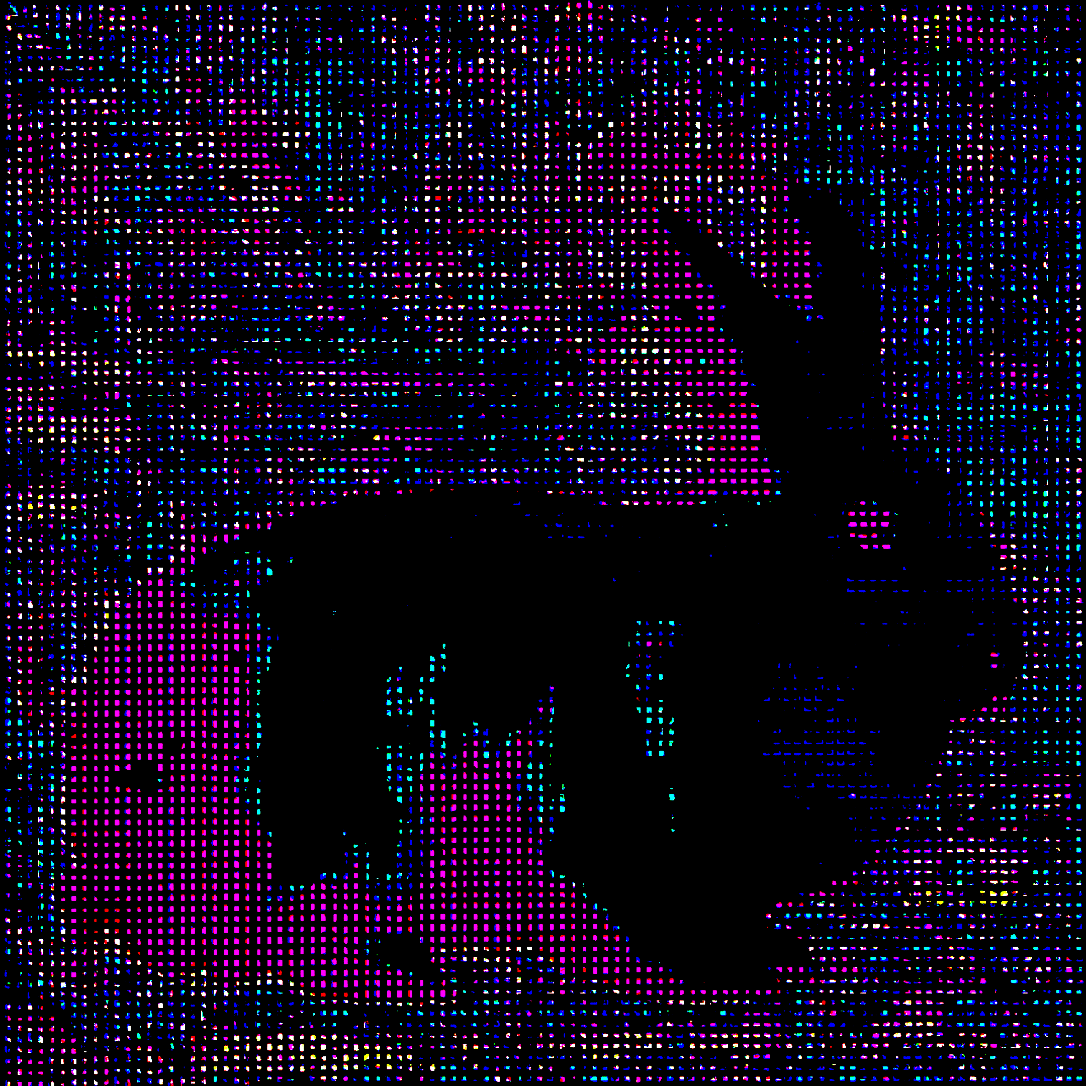 white.Rabbit, Day 13 (Beyond the Matrix)